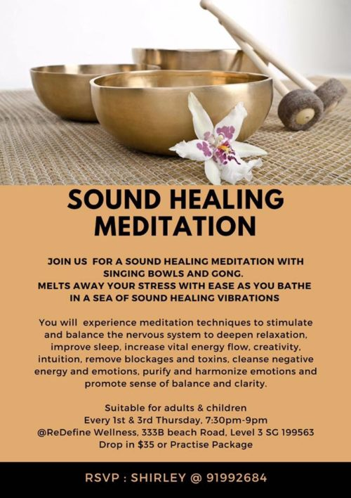 Transform Your Life With Sound Healing Meditation